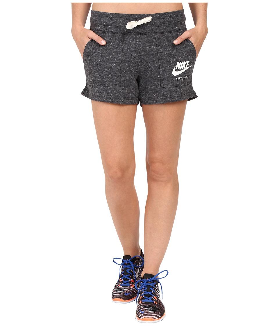 Nike Gym Vintage Shorts (Anthracite/Sail) Women