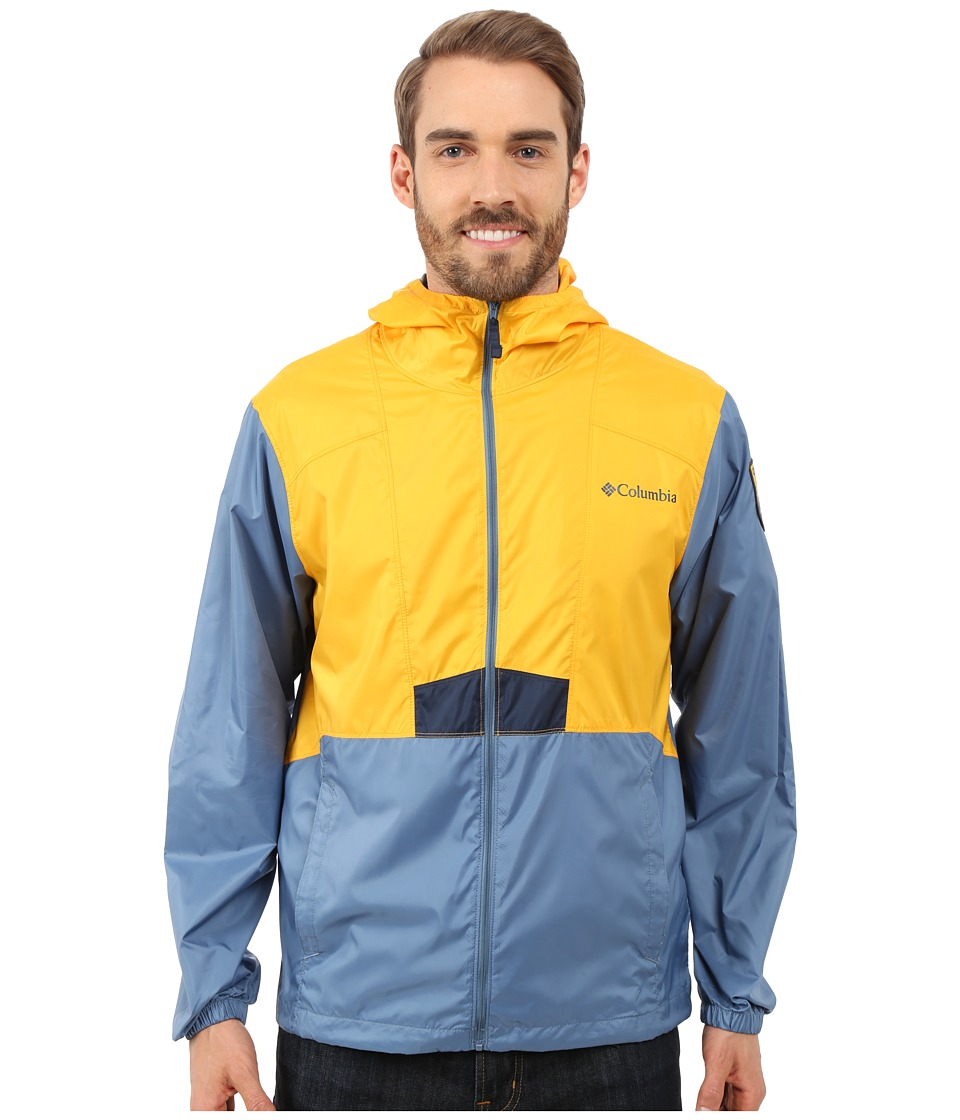 Columbia - Flashback Windbreaker Park Edition (Stinger/Steel/Olympic) Men's Coat