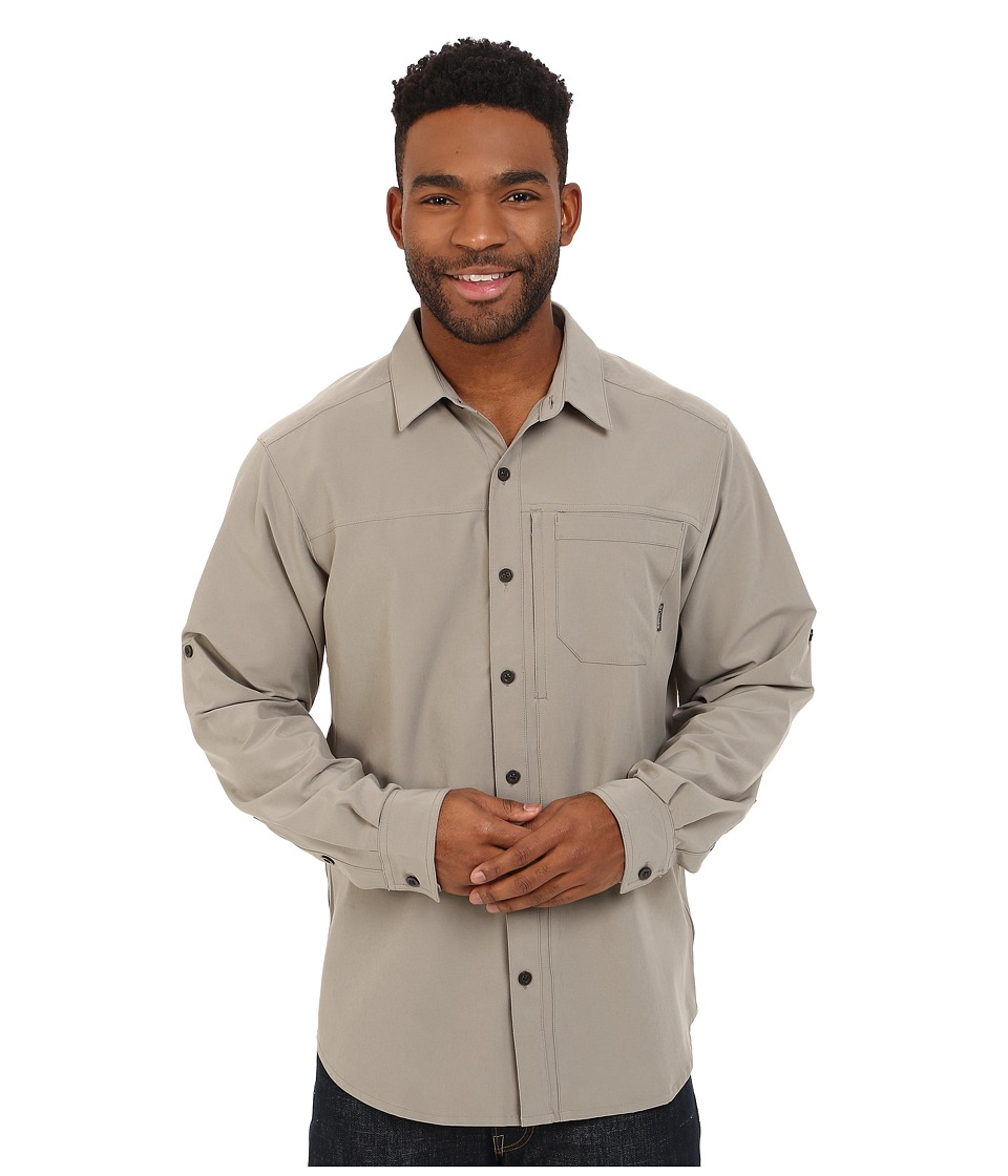 Columbia - Global Adventure IV Long Sleeve Shirt (Kettle) Men's Long Sleeve Button Up