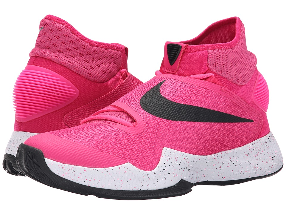 Nike - Zoom Hyperrev 2016 (Pink Blast/Black/White/Vivid Pink) Men's Basketball Shoes