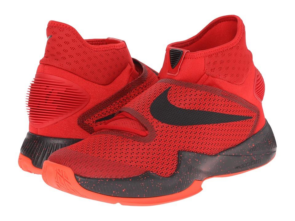 Nike - Zoom Hyperrev 2016 (University Red/Bright Crimson/Black) Men's Basketball Shoes