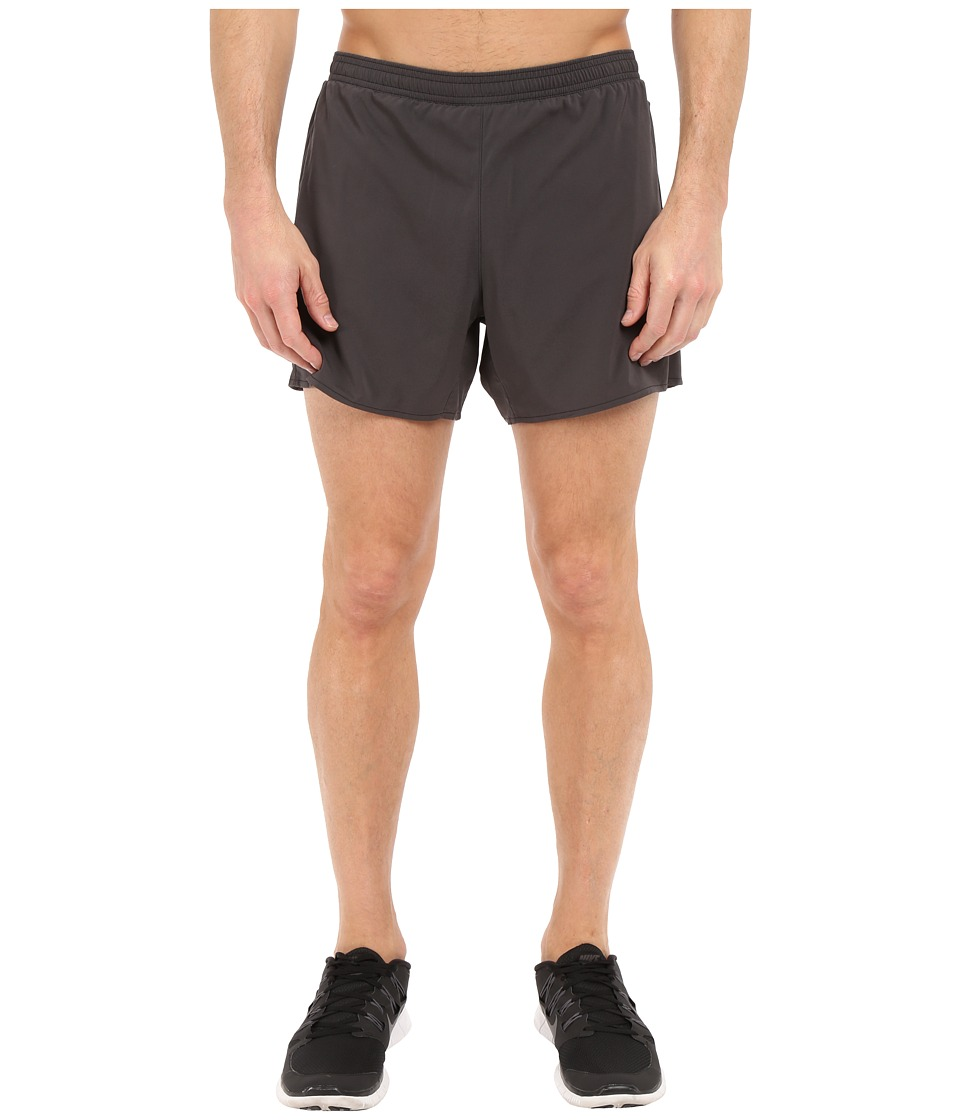 Mountain Hardwear - CoolRunner Short (Shark & Titanium) Men's Shorts