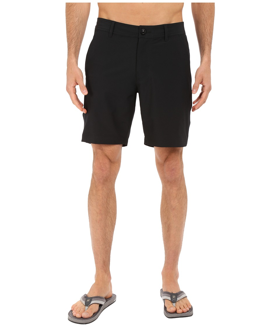 Columbia - Global Adventure III Shorts (Black) Men's Shorts