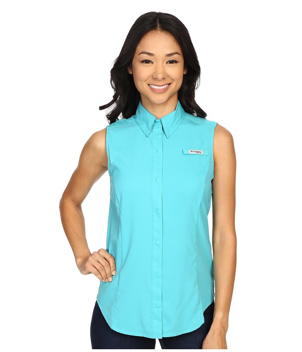Columbia - Tamiami Sleeveless Shirt (Miami) Women's Sleeveless