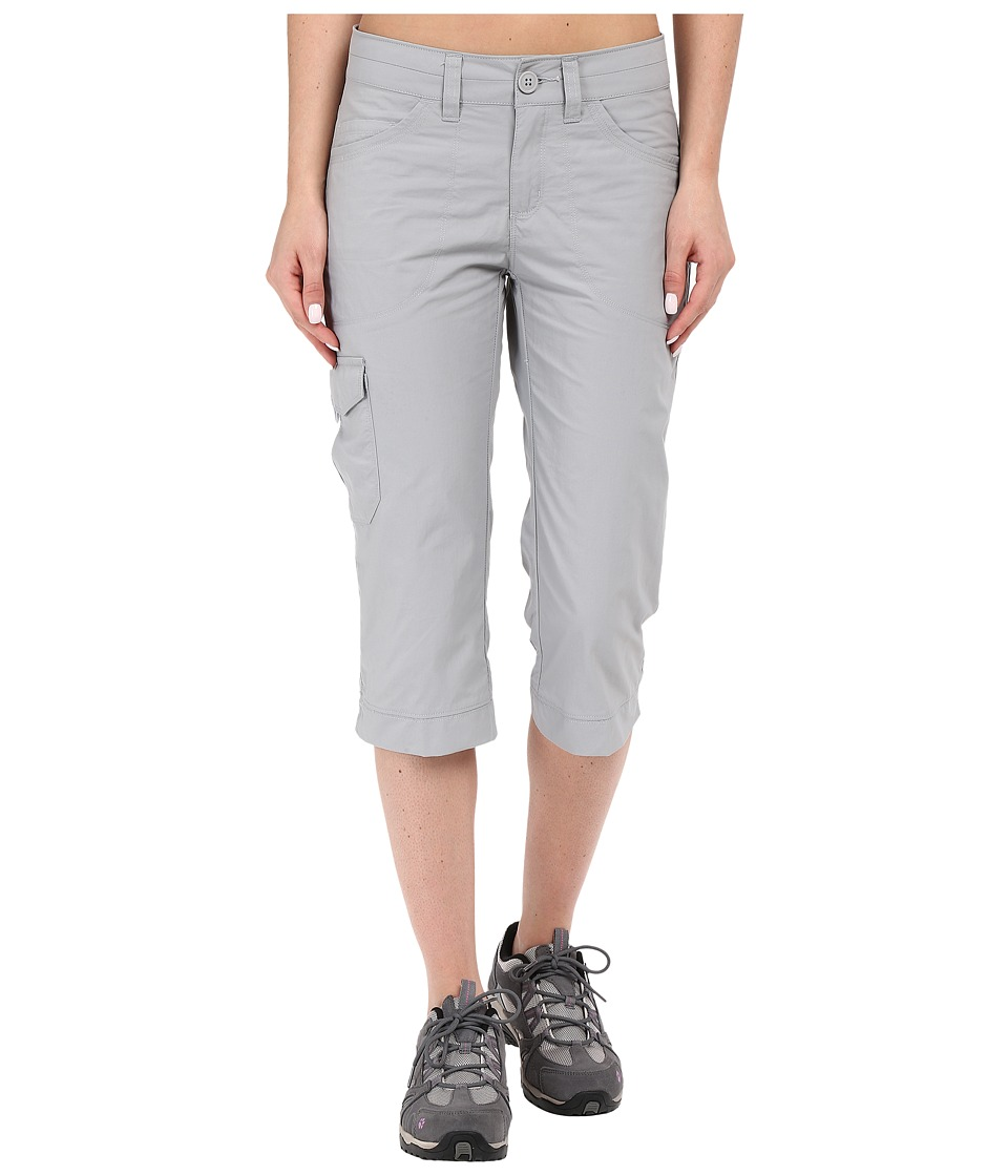 Mountain Hardwear - Mirada Capris (Steam) Women's Capri