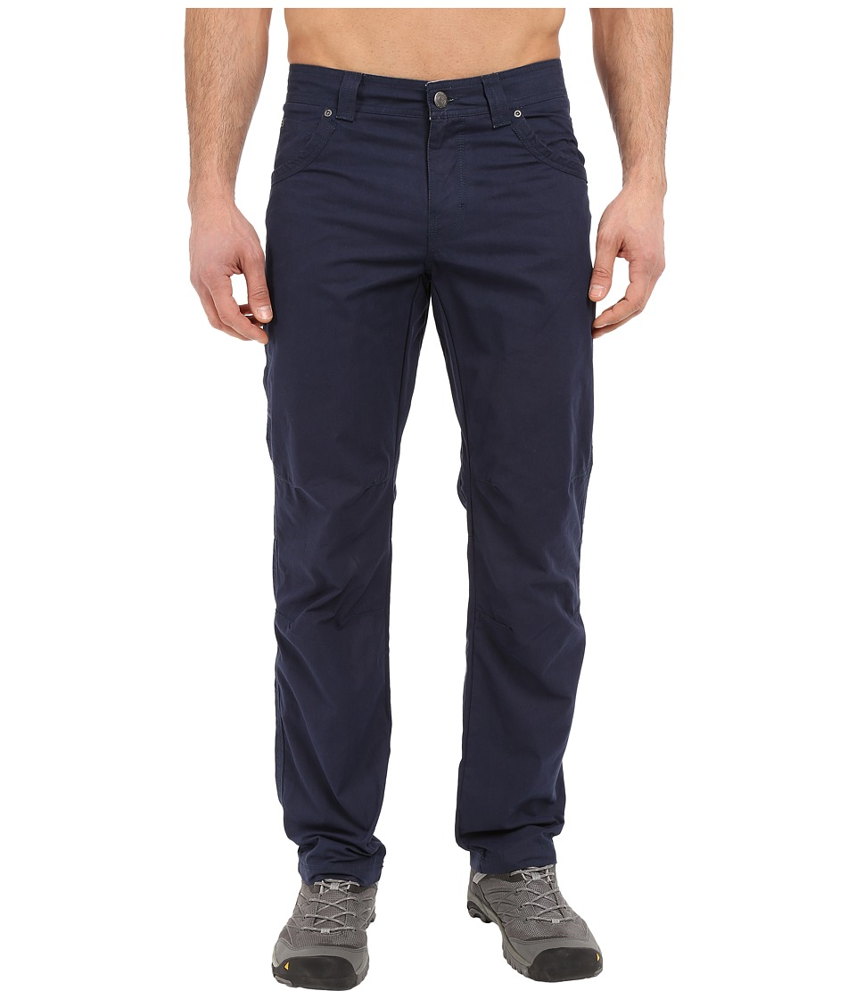 Columbia - Chatfield Range 5 Pocket Pants (India Ink) Men's Casual Pants
