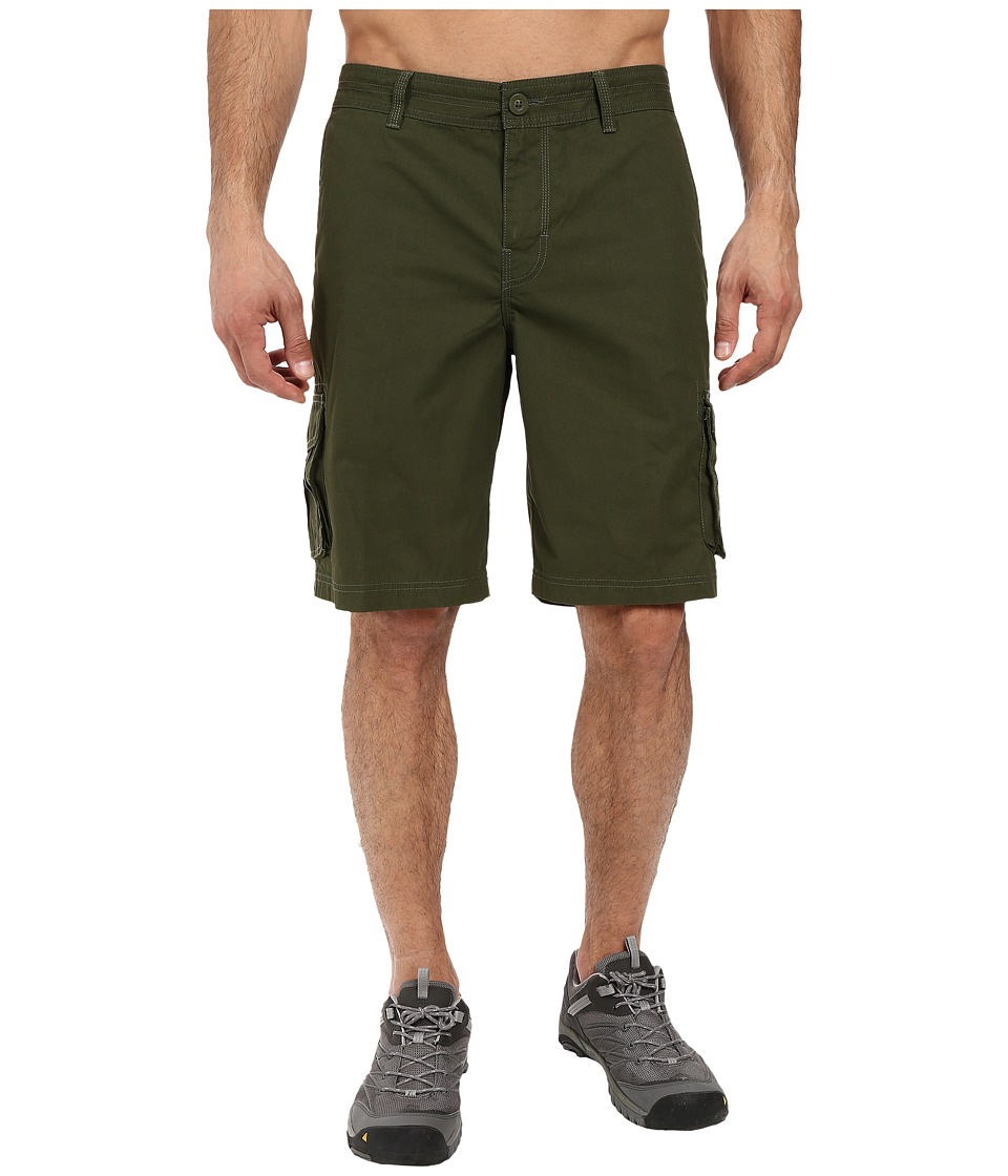 Columbia - Chatfield Range Shorts (Surplus Green) Men's Shorts