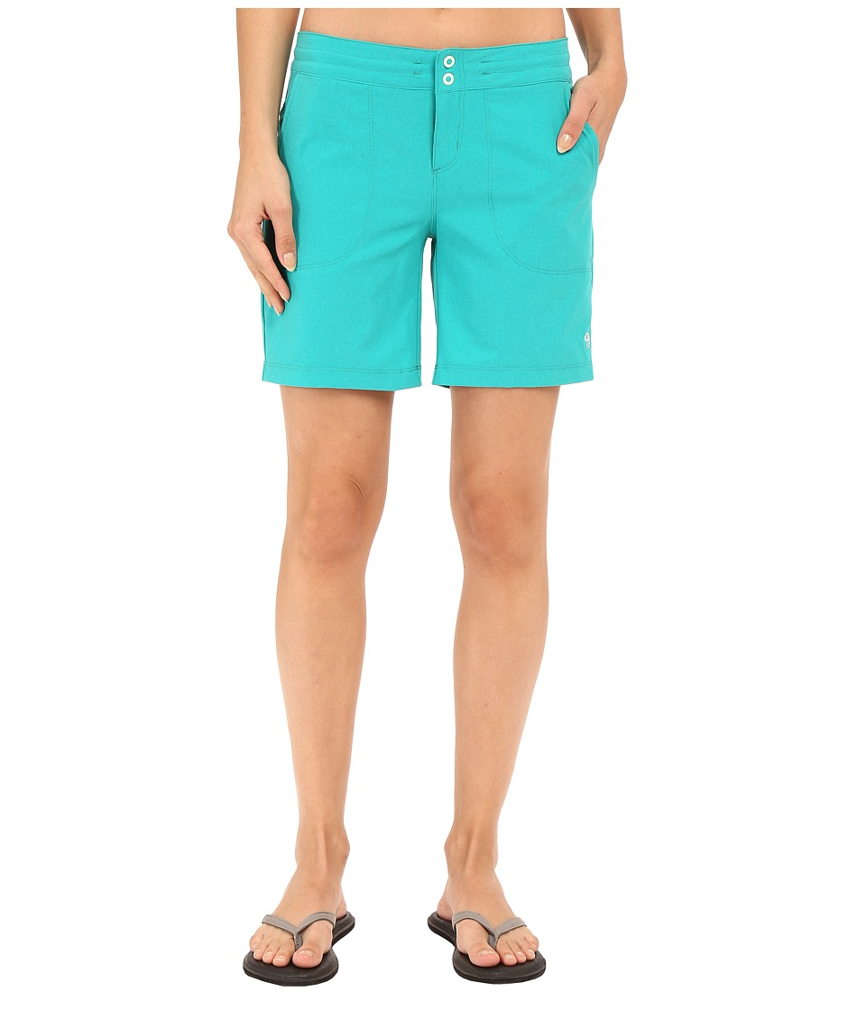 Mountain Hardwear - Right Bank Shorts (Glacier Green) Women's Shorts
