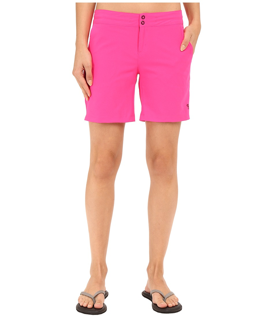 Mountain Hardwear - Right Bank Shorts (Pink Burst) Women's Shorts