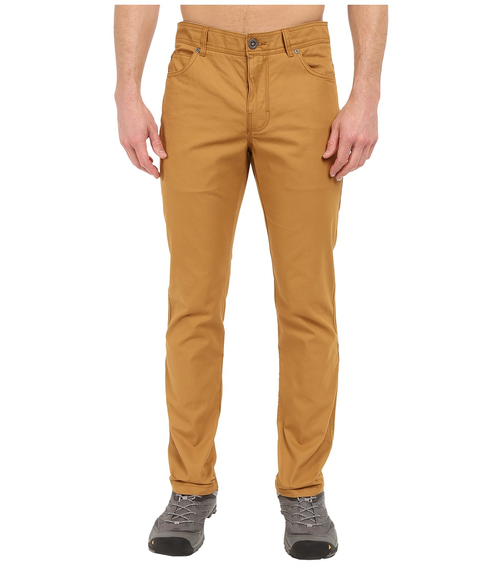 Columbia - Bridge To Bluff Pants (Maple Collegiate Navy Lining) Men's Casual Pants