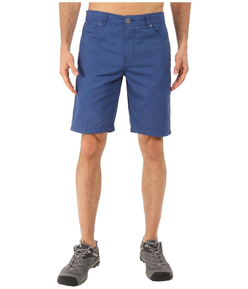 Columbia - Bridge To Bluff Shorts (Night Tide Collegiate Navy) Men's Shorts
