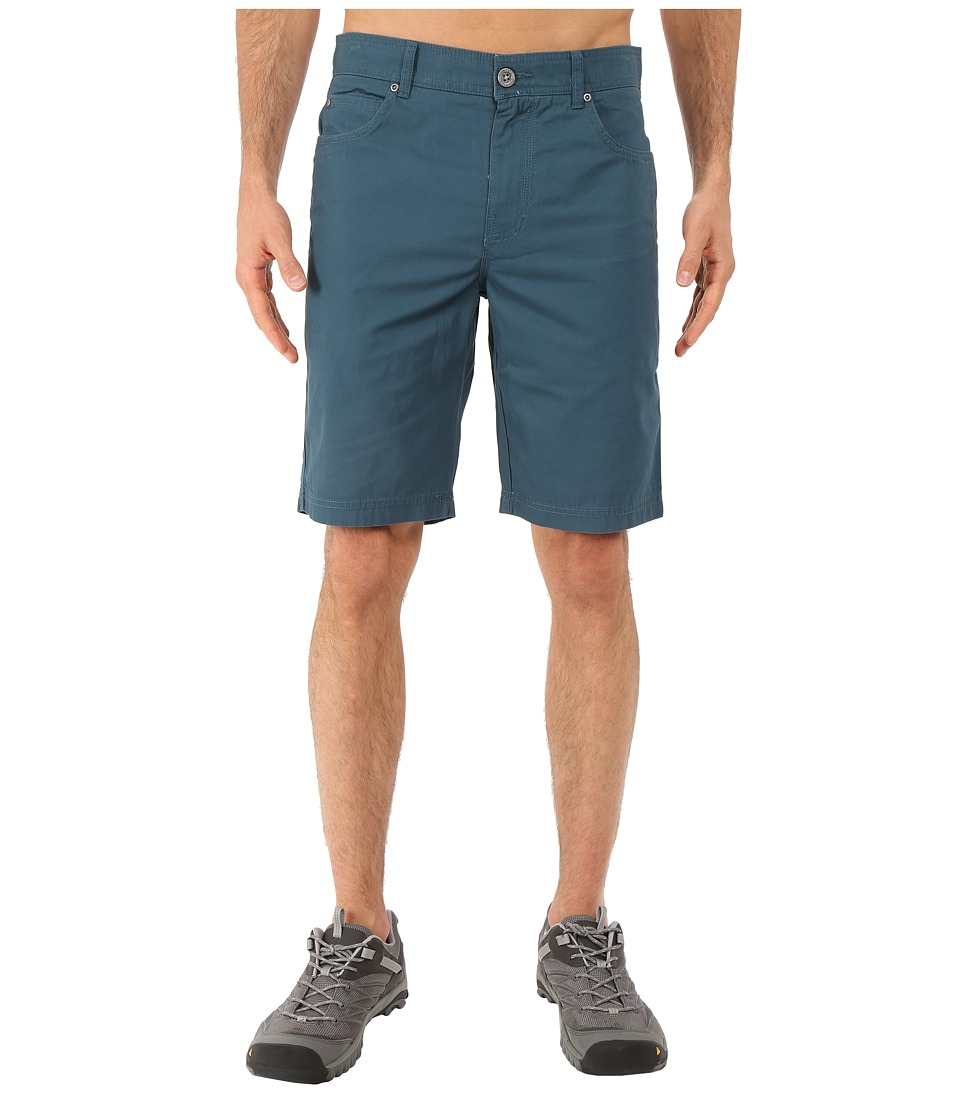 Columbia - Bridge To Bluff Shorts (Everblue Graphite) Men's Shorts
