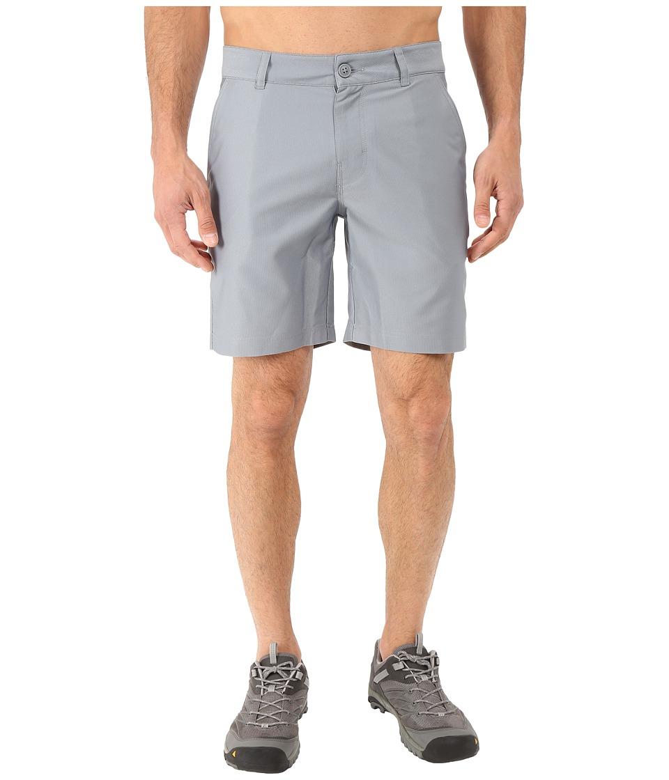 Columbia Incogneato Novelty Shorts (Grey Ash) Men