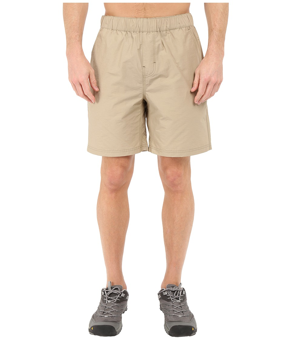 Columbia - Platte Point Shorts (British Tan) Men's Shorts