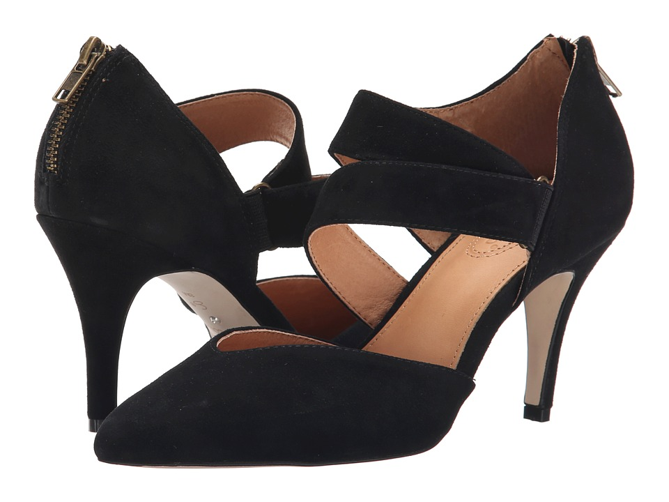 Corso Como Carroll (Black Suede) High Heels