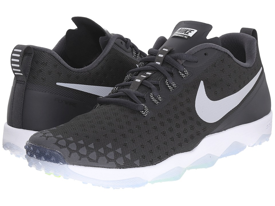 Nike - Zoom Hypercross TR2 (Anthracite/Black/White/Wolf Grey) Men's Cross Training Shoes