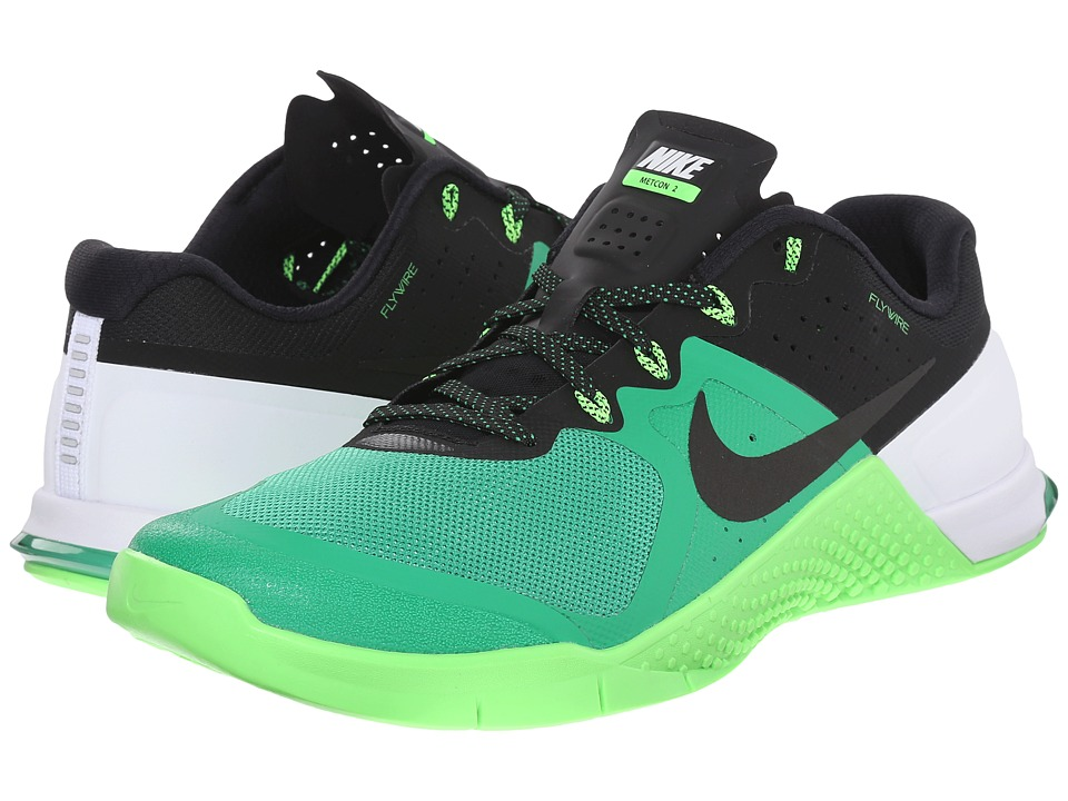 Nike - Metcon 2 (Voltage Green/Wolf Grey/Militia Green/Black) Men's Cross Training Shoes