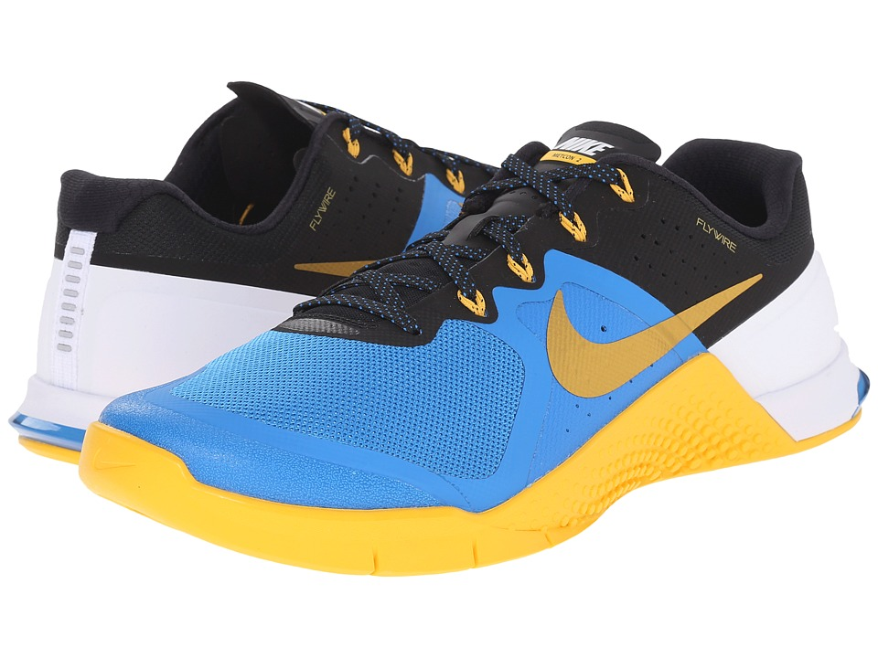Nike - Metcon 2 (Ocean Fog/Dark Grey/Photo Blue/Black) Men's Cross Training Shoes