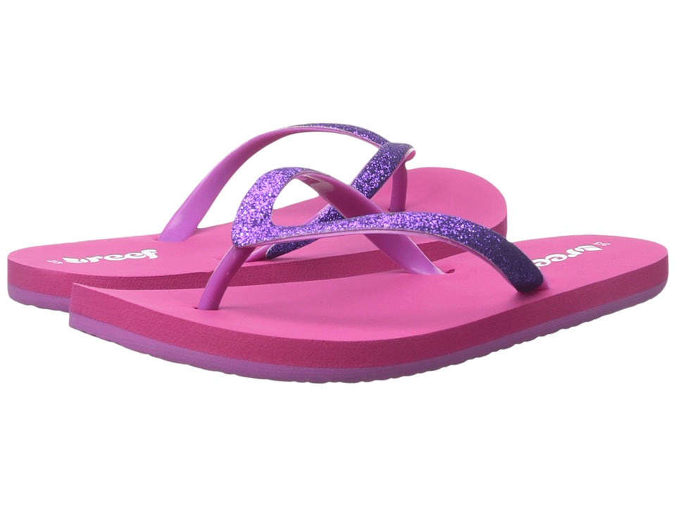 Reef Kids - Little Stargazer (Infant/Toddler/Little Kid/Big Kid) (Pink/Purple) Girls Shoes