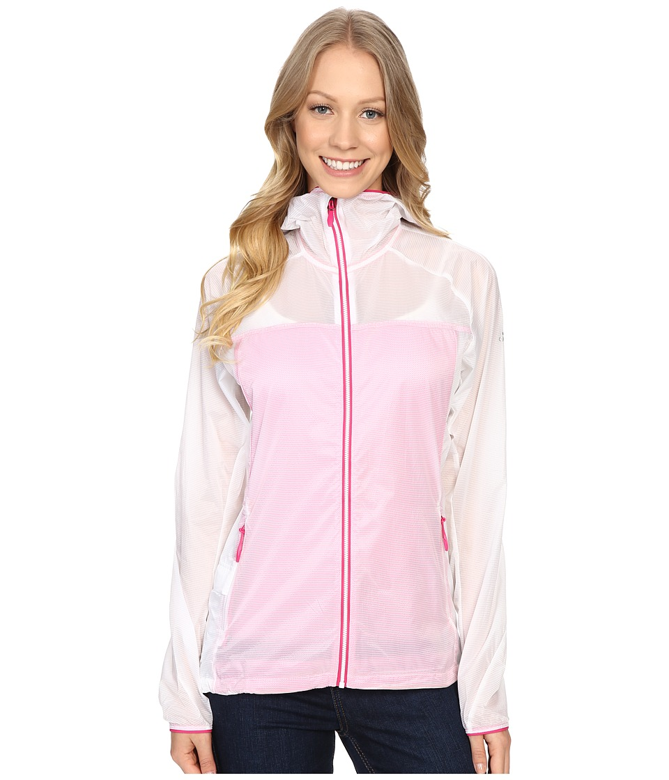 adidas Outdoor - All Outdoor Mistral Wind Jacket (White) Women's Coat