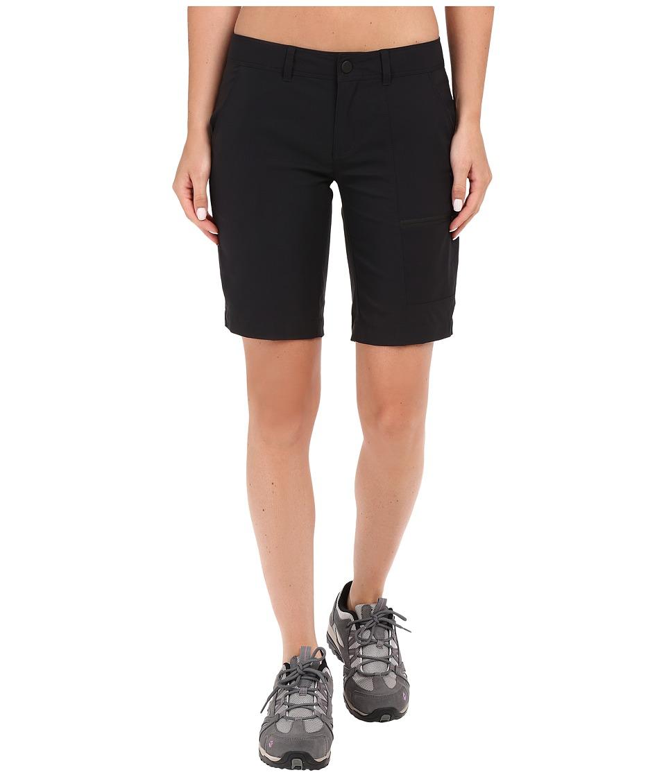 Mountain Hardwear - Metropasstm Bermuda Shorts (Black) Women's Shorts