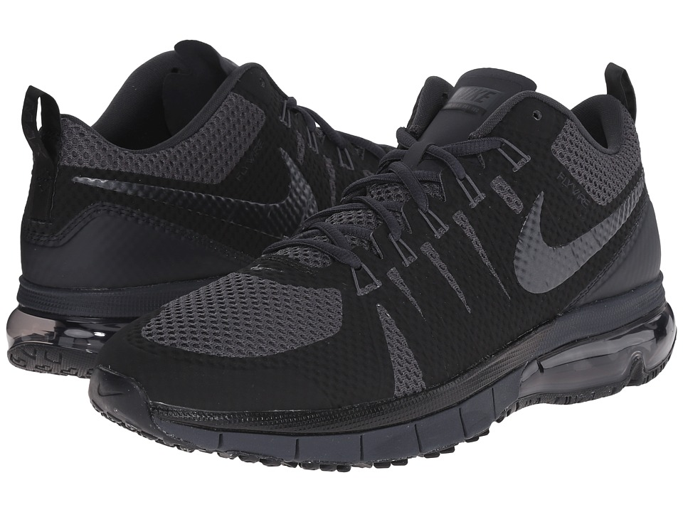 Nike - Air Max TR180 (Anthracite/Black) Men's Cross Training Shoes