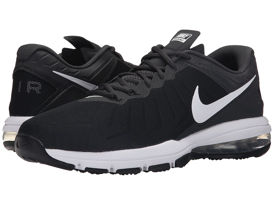 Nike - Air Max Full Ride TR (Black/Anthracite/Dark Grey/White) Men's Cross Training Shoes