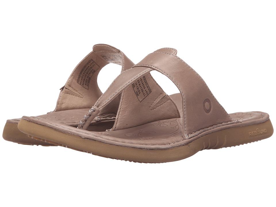 Bogs - Amma 3 Point Flip (Taupe) Women's Sandals
