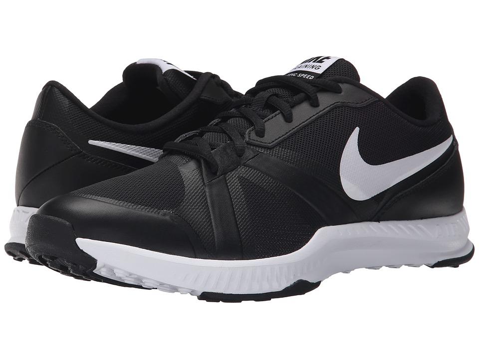 Nike - Air Epic Speed TR (Black/Dark Grey/White) Men's Cross Training Shoes