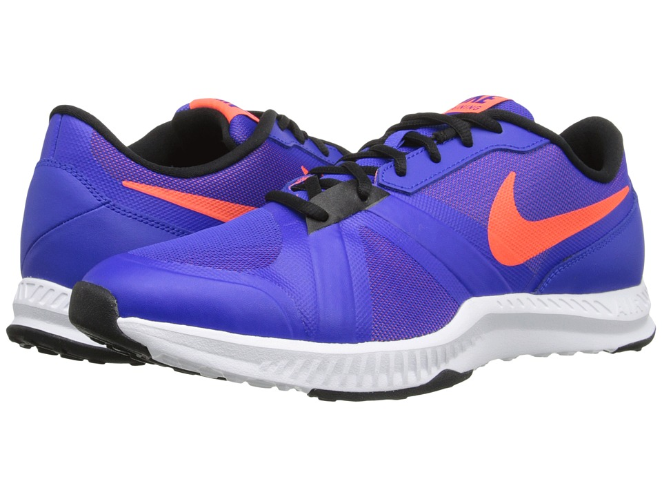 Nike - Air Epic Speed TR (Racer Blue/Black/Deep Royal Blue/Total Crimson) Men