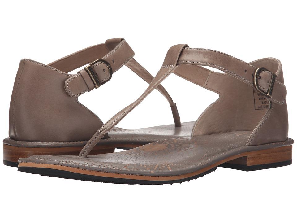 Bogs Memphis Thong Sandal (Taupe) Women
