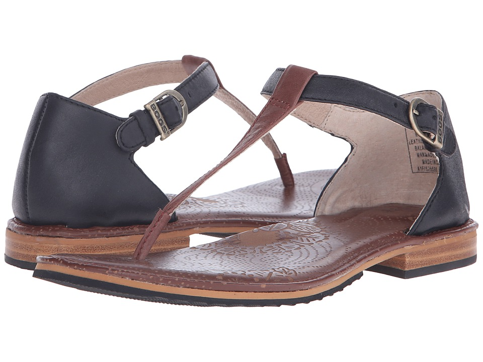 Bogs Memphis Thong Sandal (Cinnamon) Women