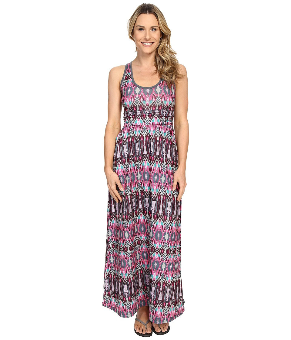 Mountain Hardwear - DrySpun Perfect Solid Maxi (Dark Raspberry) Women's Dress