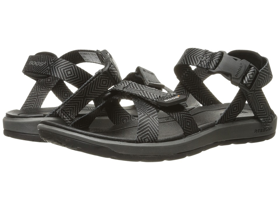 Bogs Rio Diamond Sandal (Black Multi) Women