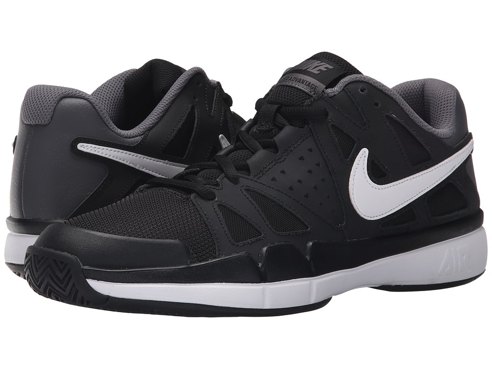 Nike Air Vapor Advantage (Black/Dark Grey/White) Men