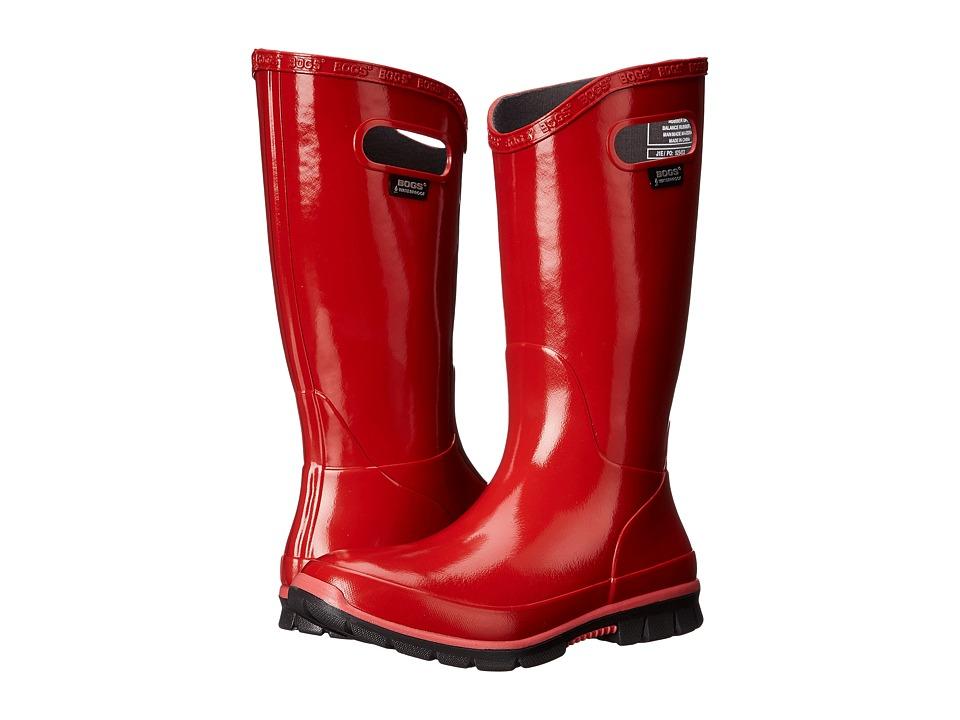 Bogs - Berkeley (Red) Women's Rain Boots