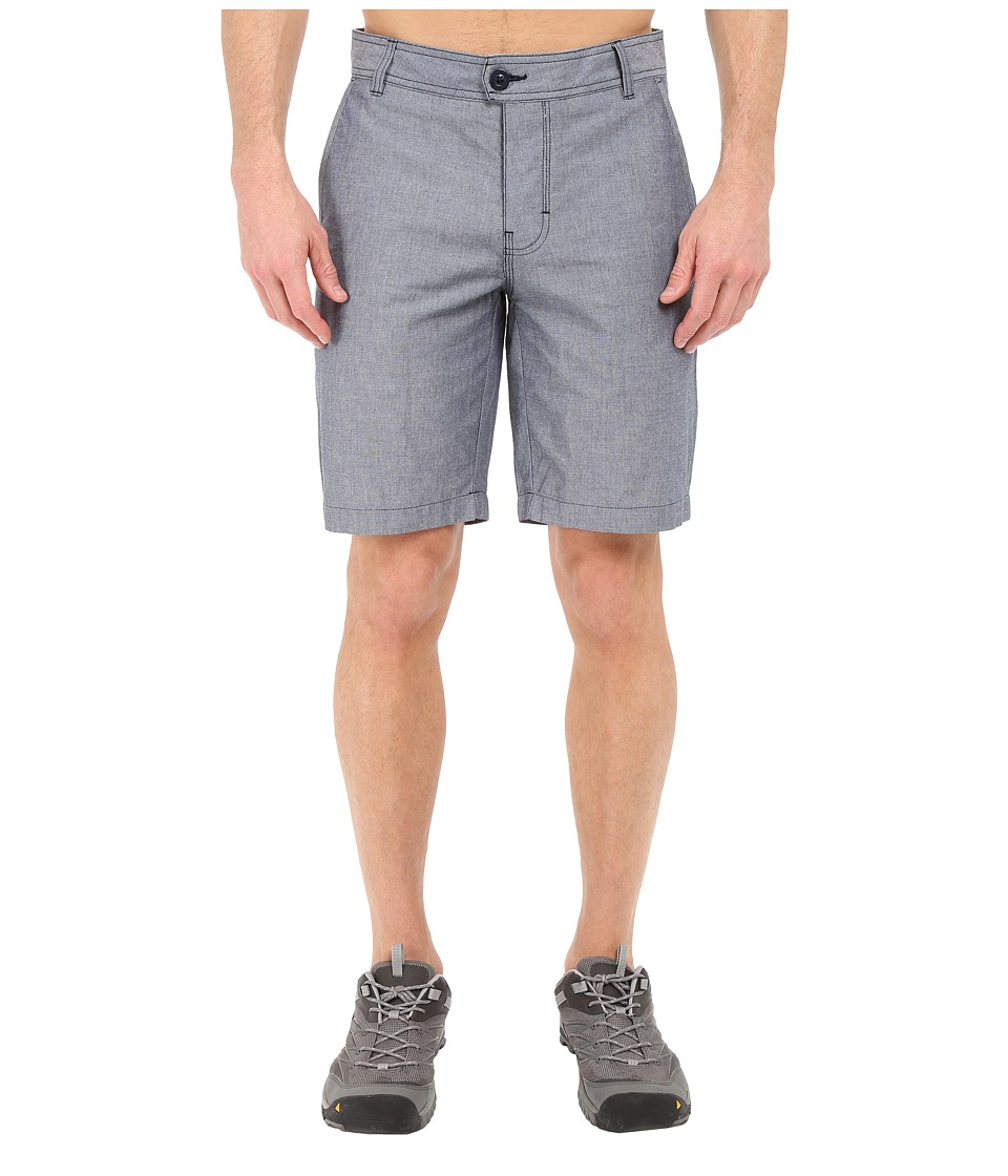 Columbia Dyer Covetm Shorts (Collegiate Navy Chambray) Men