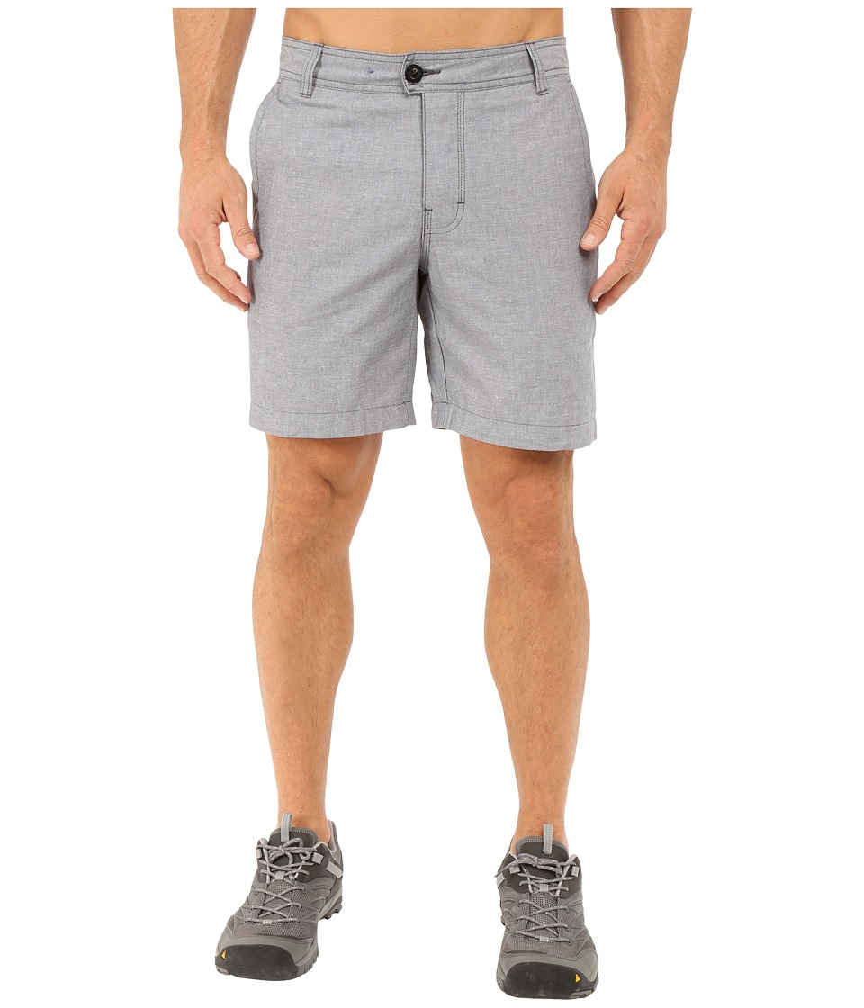 Columbia - Dyer Cove Shorts (Graphite Chambray) Men's Shorts