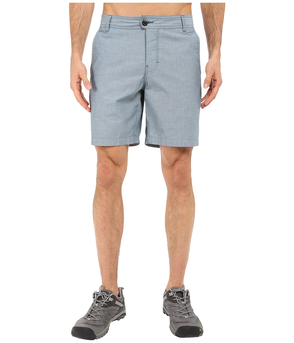 Columbia - Dyer Cove Shorts (Everblue Chambray) Men's Shorts