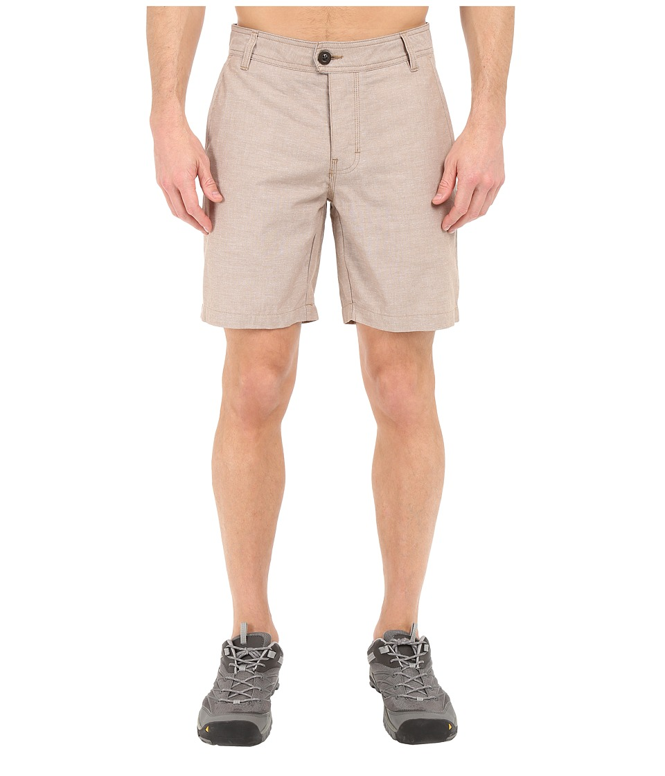 Columbia - Dyer Cove Shorts (Delta Chambray) Men's Shorts
