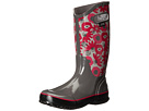 Bogs Watercolor Rain Boot (Gray Multi)