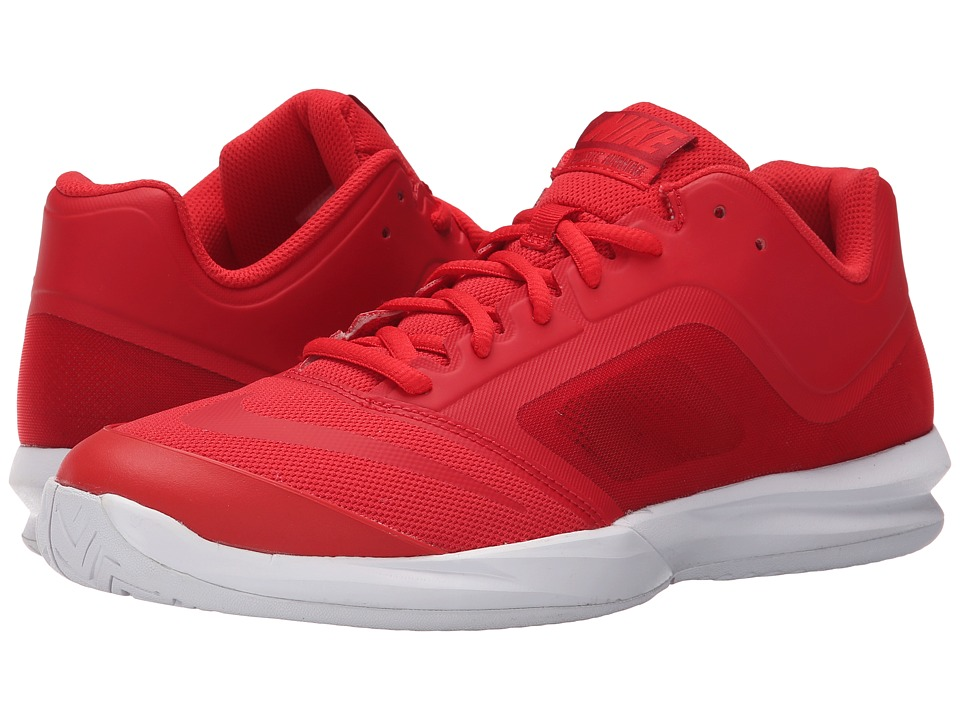 Nike - DF Ballistec Advantage (University Red/White/Gym Red/Univeristy Red) Men's Tennis Shoes