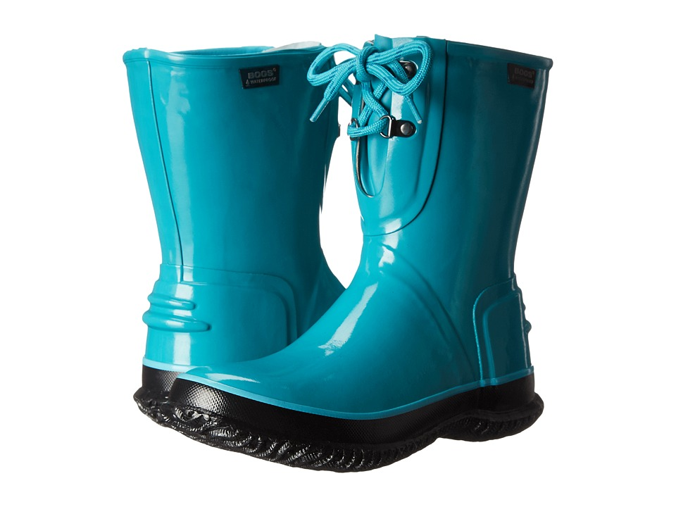 Bogs - Urban Farmer 2-Eye Lace (Teal) Women's Work Boots
