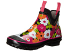 Bogs Harper Spring Flowers (Black Multi)