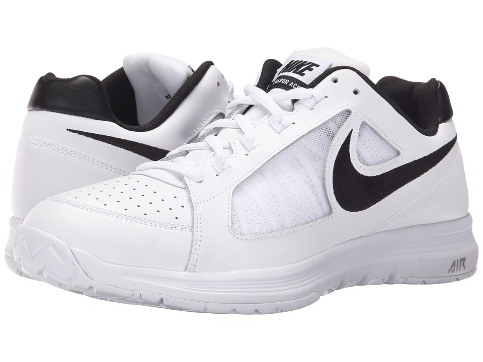Nike - Air Vapor Ace (White/Stealth/Black) Men's Tennis Shoes