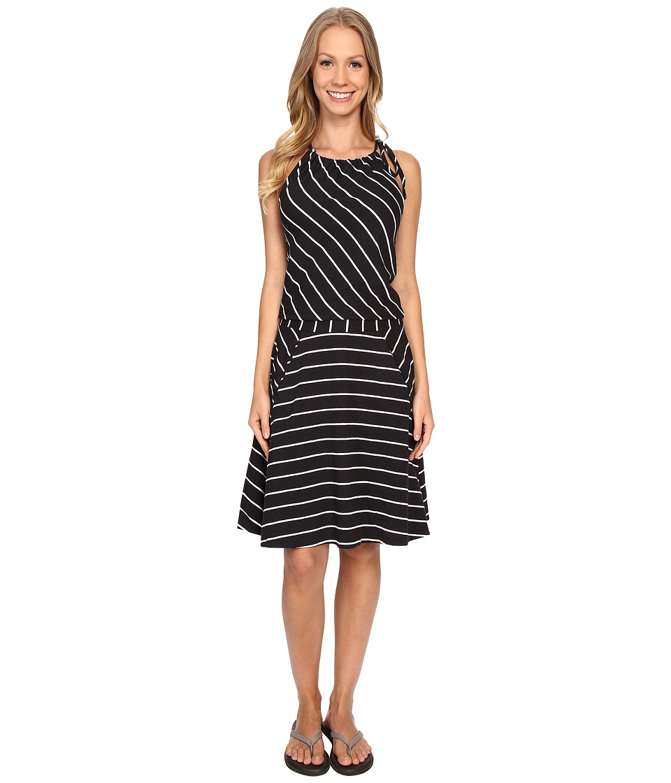 Mountain Hardwear - Tongatm Strappy Dress (Black) Women's Dress