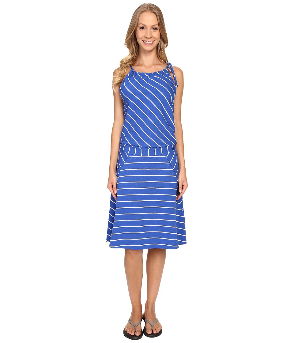 Mountain Hardwear - Tonga Strappy Dress (Bright Island Blue) Women's Dress