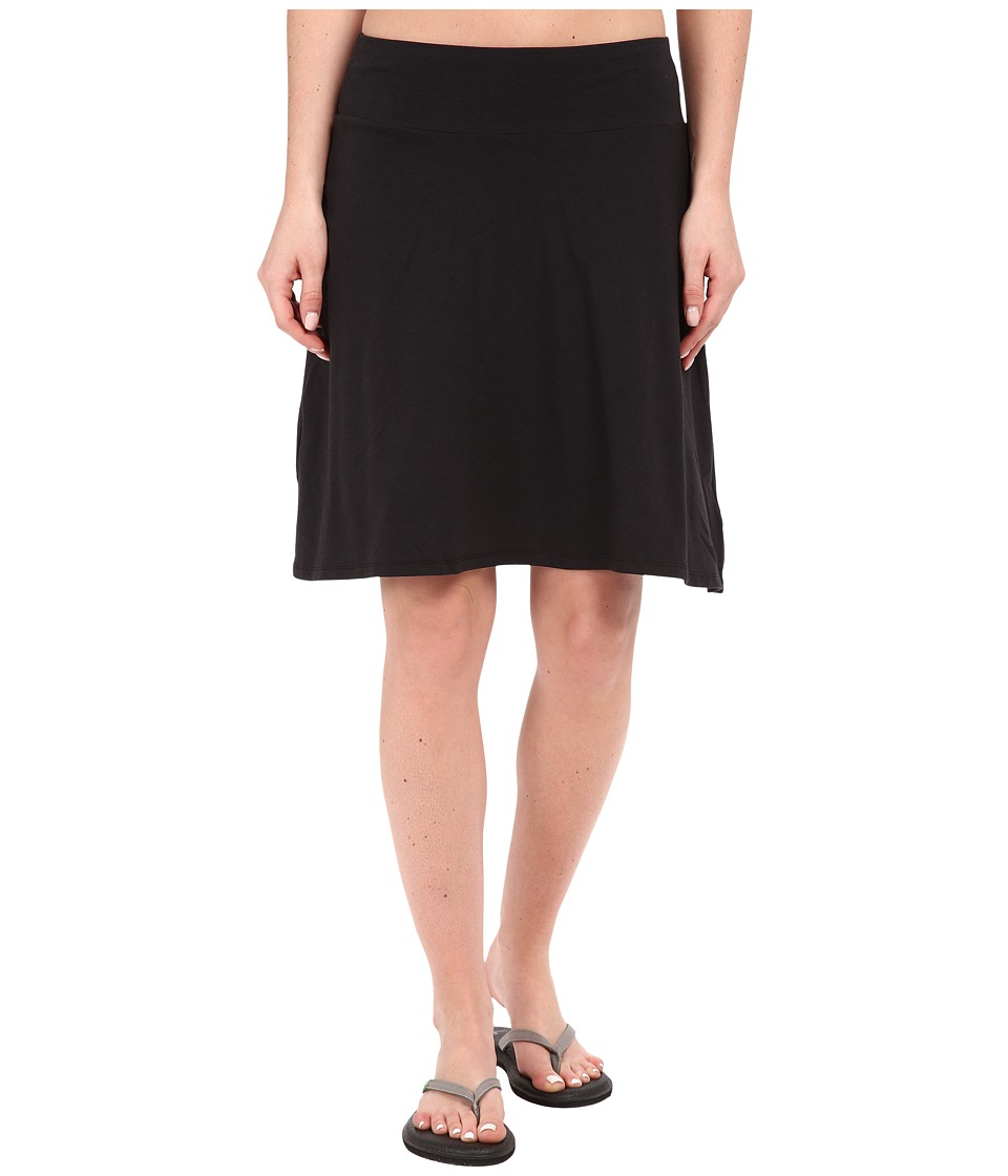 Columbia - Reel Beautytm III Skirt (Black) Women's Skirt