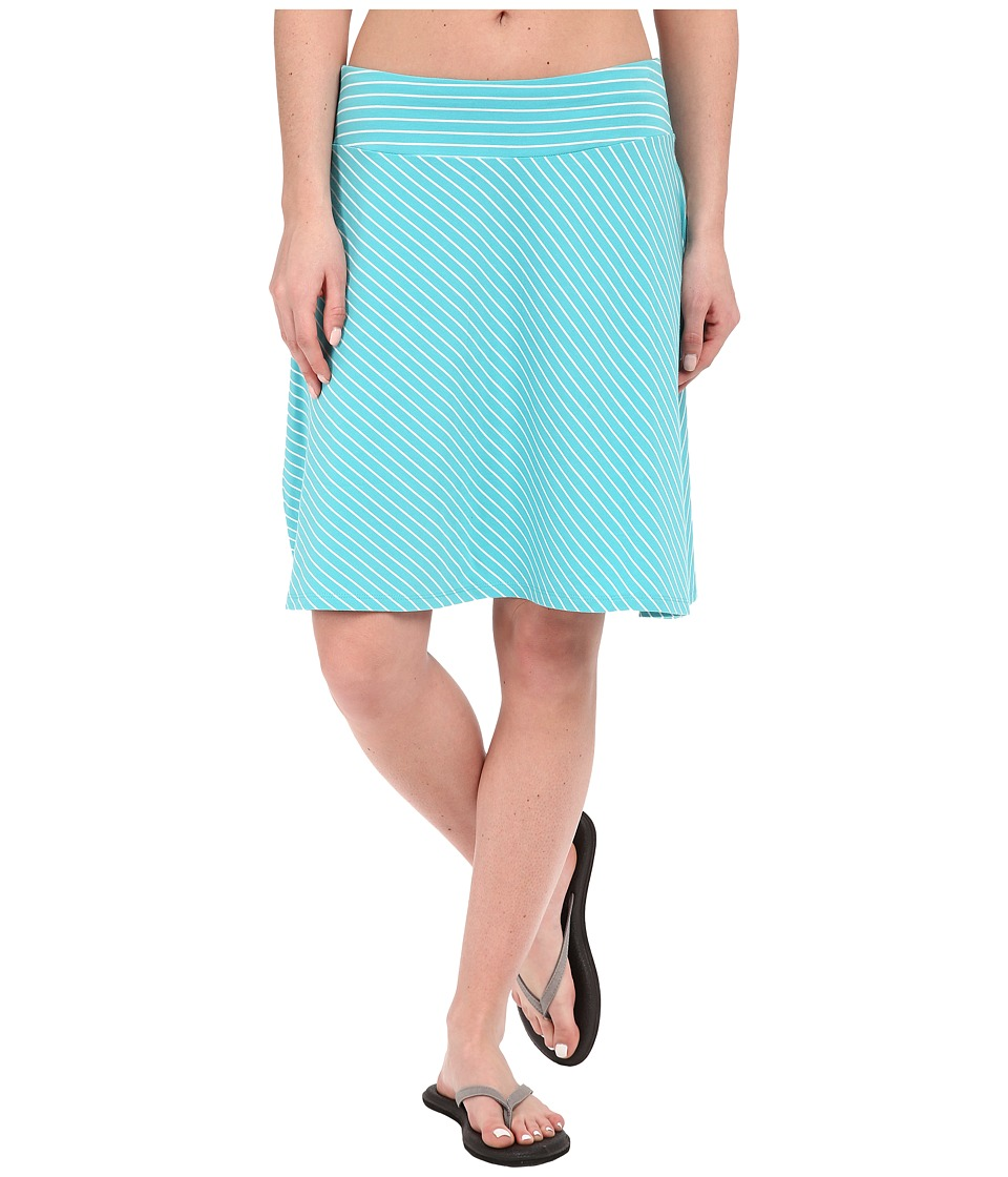 Columbia - Reel Beauty III Skirt (Miami Mini Stripe) Women's Skirt