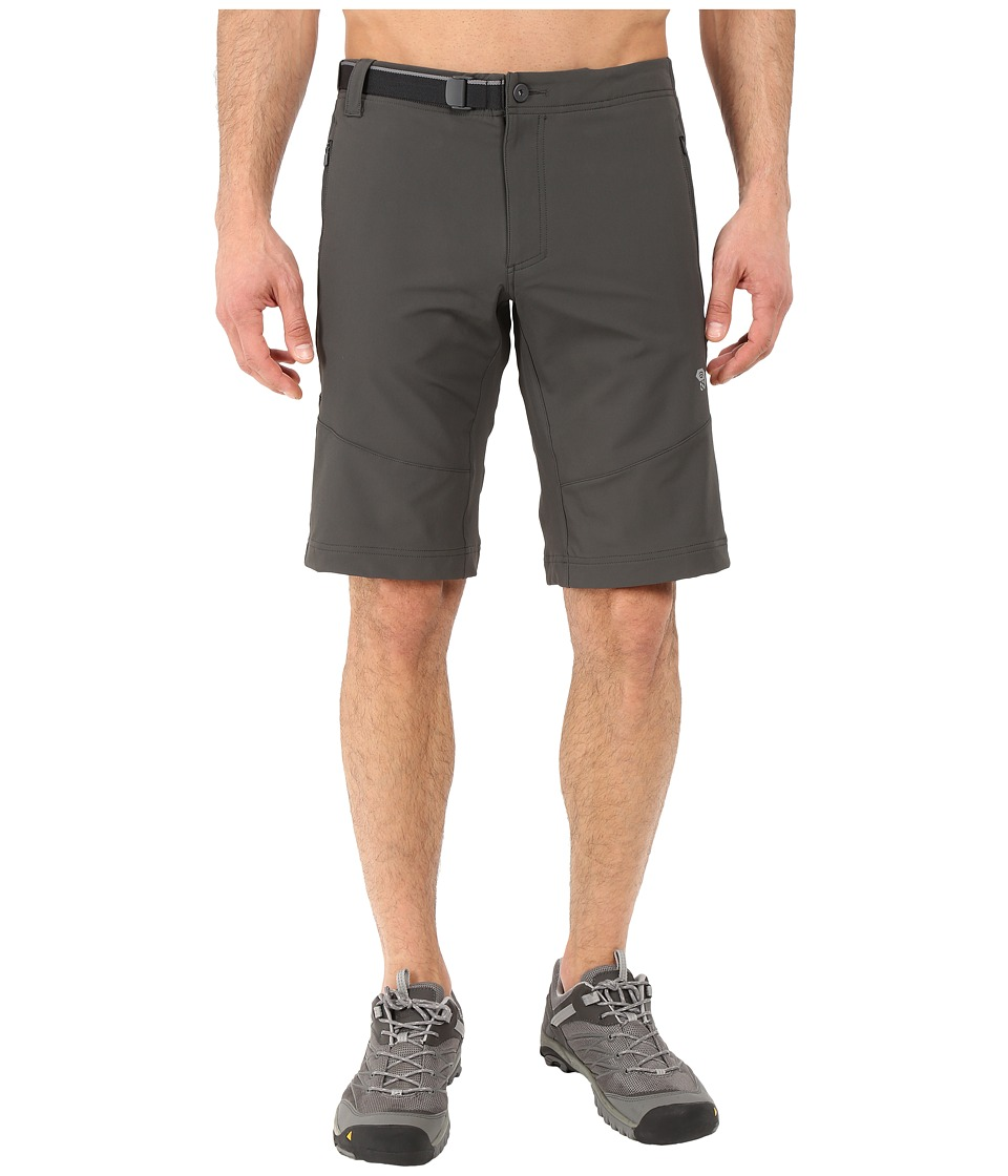Mountain Hardwear - Chockstone Midweight Active Short (Shark/Titanium) Men's Shorts